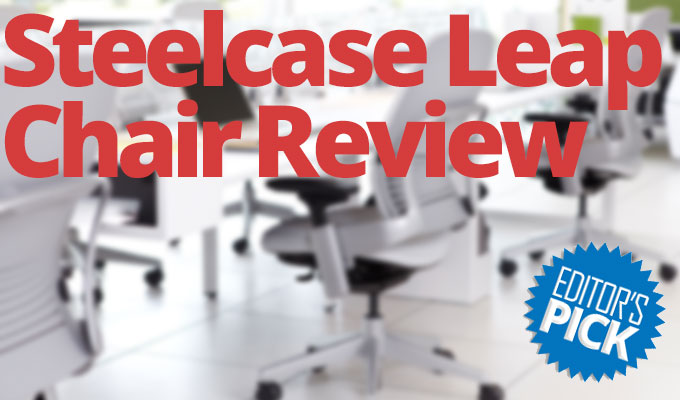 Steelcase Leap Chair Review